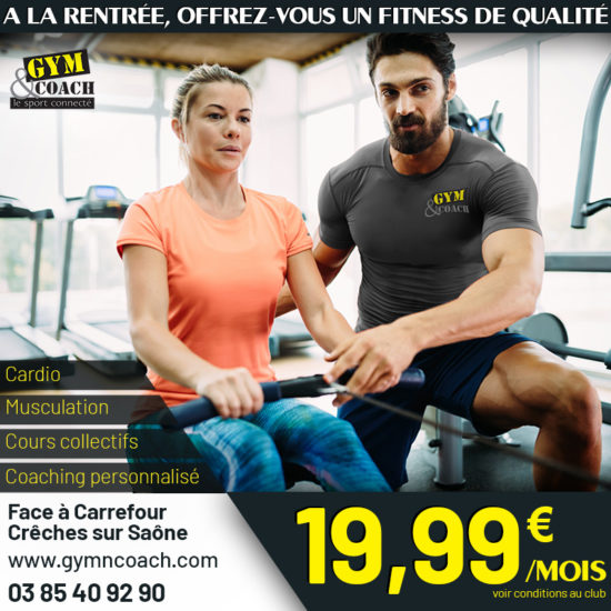 fitness, musculation, promo, macon